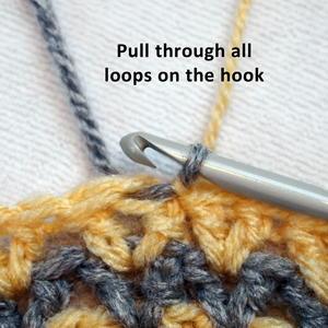 Zigzag Crochet Sun Hat Pattern | AllFreeCrochet com
