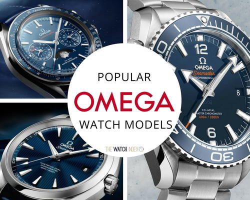 8 Of The Best Omega Watches Thewatchindex Com