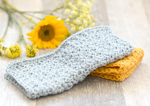 Oversized Farm House Washcloths