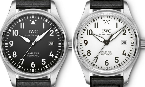 The IWC Mark XVIII