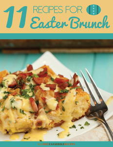 """11 Recipes for Easter Brunch"" Free eCookbook"