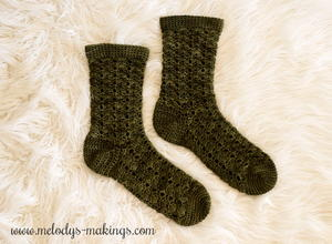 Wildlings Socks