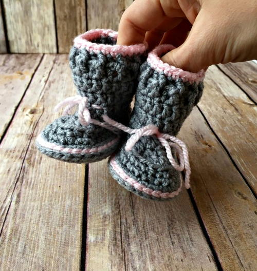 Spring Baby Boots