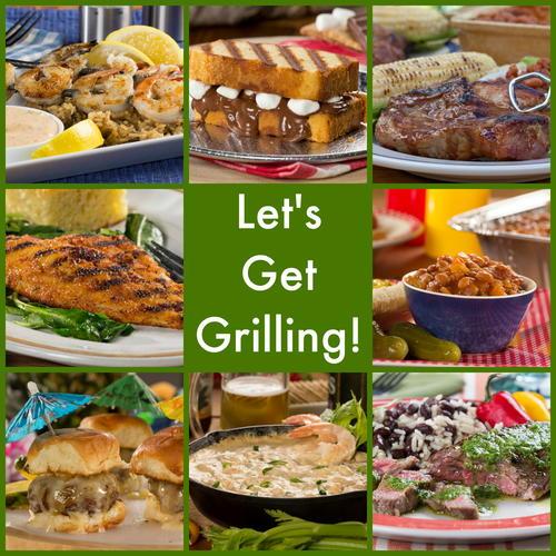 FREE Easy Grilling Recipes eBo...