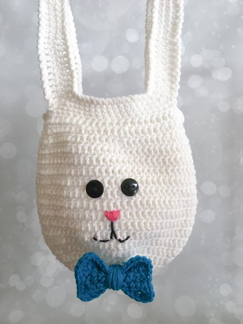 Mr. and Mrs. Bunny Bag