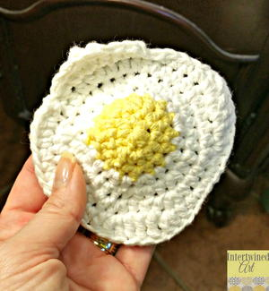 Egg Face Scrubbies