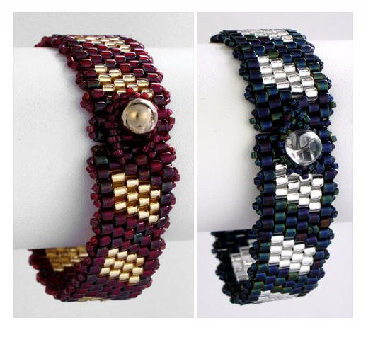 Color Block Bracelet