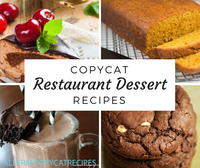 27 Restaurant Dessert Recipes to Make at Home