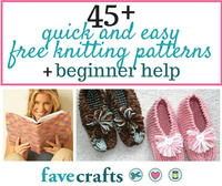 55 Yarn Crafts without Knitting or Crochet FaveCrafts.com