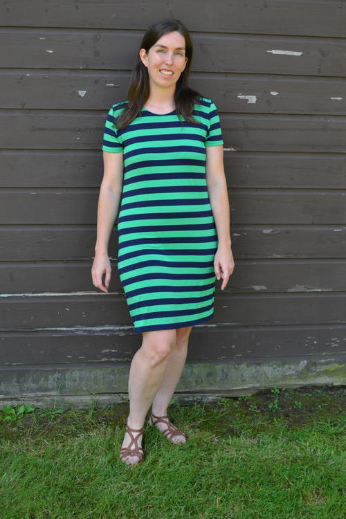 Easy T Shirt Dress