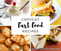 43 Fast Food Restaurant Recipes