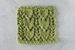 The Knitting Stitches Library AllFreeKnitting.com