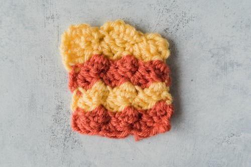How to Crochet the Vintage Shell Stitch
