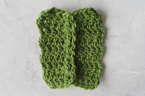 How to Crochet Jacobs Ladder Stitch