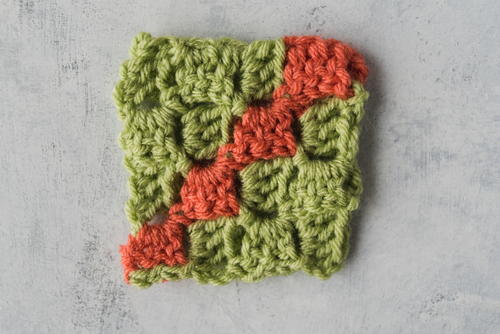 How to Work Corner to Corner Crochet Projects