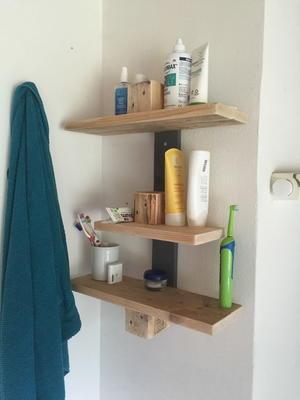 Precious Pallet Wood Diy Bathroom