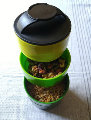 Smart Planet Portion Perfect Stackable Meal Tower Giveaway