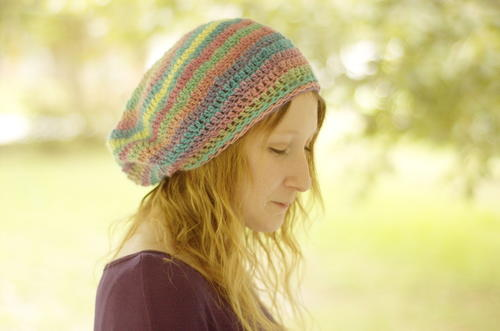 The Any Season Slouchy Hat