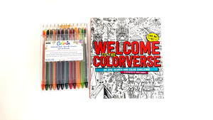 Ultimate Adult Coloring Bundle Giveaway