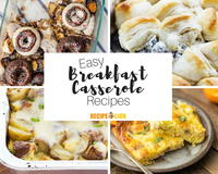 9 Easy Breakfast Casserole Recipes