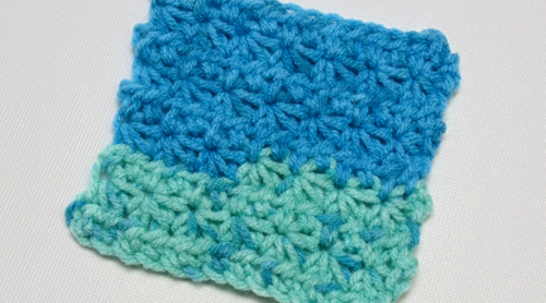 Easy Star Stitch Crochet Tutorial