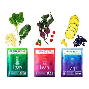 Leap Ready-to-Mix Tasty Smoothies Giveaway
