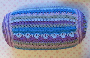 Colorful Mandala Bolster