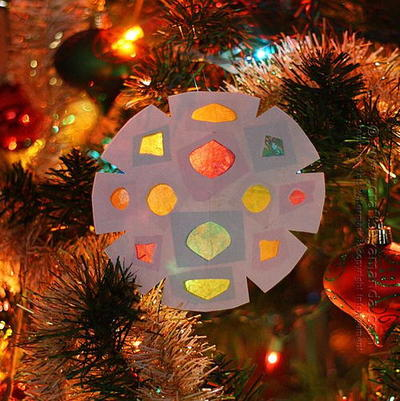 17 Paper Ornaments For Christmas
