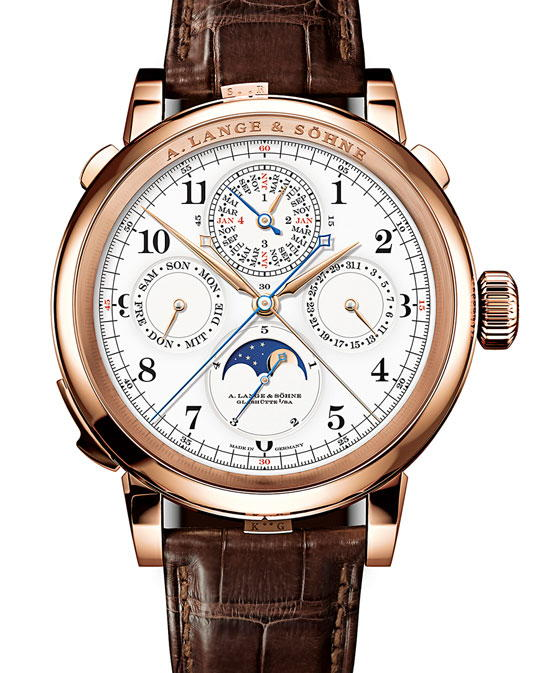 A Lange & Sohne's Grand Complication