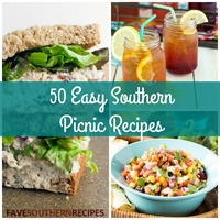 50 Easy Southern Picnic Recipes