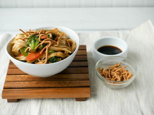Chinese Noodle Bowl