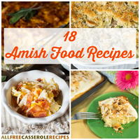 18 Amish Food Recipes