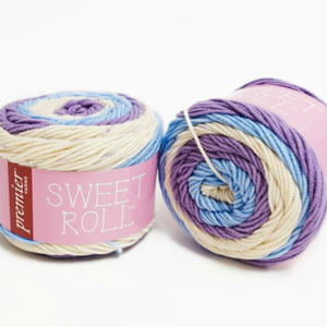 Gelato Pop Sweet Roll Yarn Giveaway