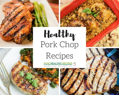 13 Healthy Pork Chop Recipes for Dinner