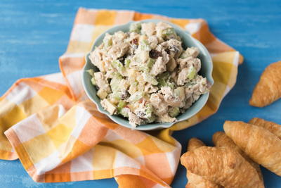 Easy 5-Minute Chicken Salad