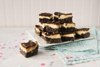 No Bake Crunchy Dream Bars