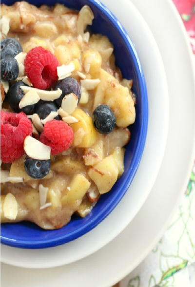 Apple Cinnamon unOatmeal