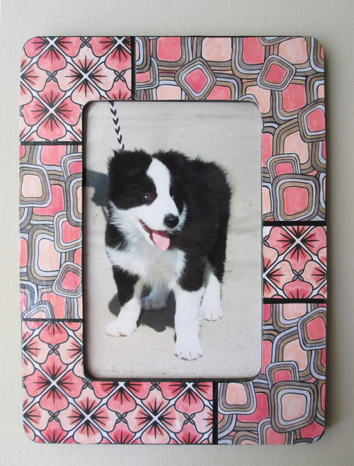 put your adult coloring pages to good use with the best friend decoupage coloring pages frame this beautiful decoupage picture frame is a great way to use