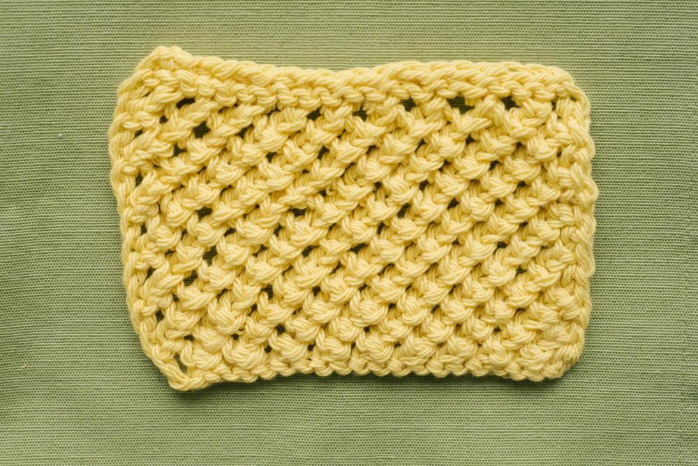 Basic Knitting Tutorial Pdf : Beginner mesh knitting tutorial allfreeknitting