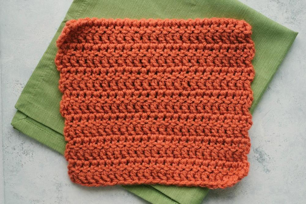 How To Crochet A Basic Granny Square Allfreecrochet Com