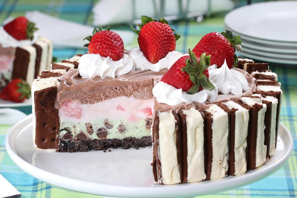 Frozen Birthday Cake Orlando