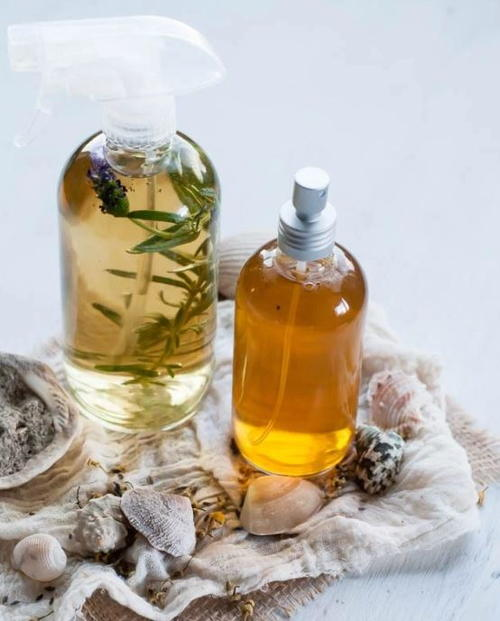 DIY Sea Salt Spray Recipes