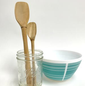Tovolo Old-Fashioned Wooden Spoon Set Giveaway