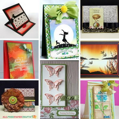 8 Gorgeous Card Making Ideas