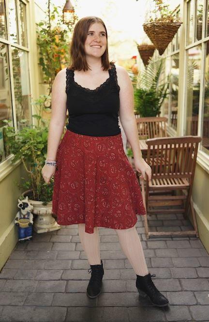 Easy Half Circle Skirt Allfreesewing Com