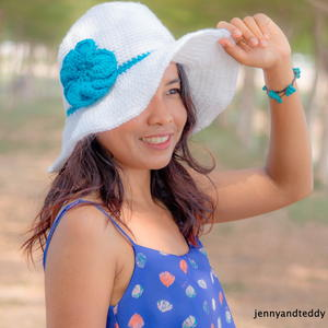 The Beginner Wide Brim Sun Hat