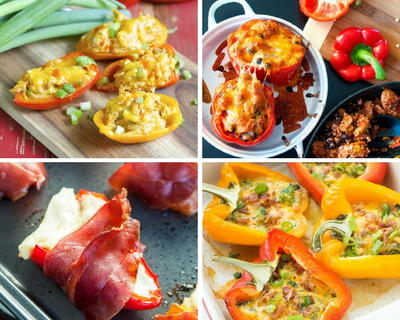 How to Make Stuffed Peppers 15 Easy Stuffed Bell Peppers