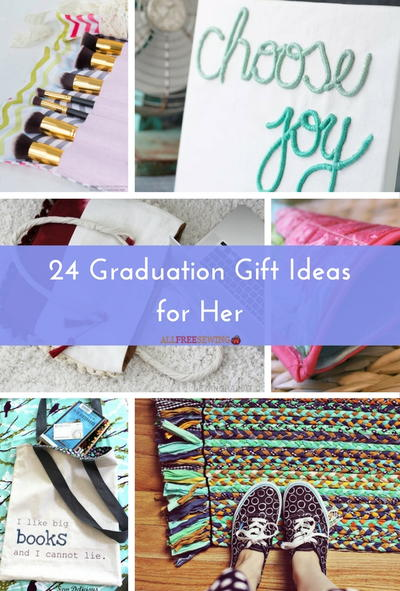 24 Graduation Gift Ideas for Her