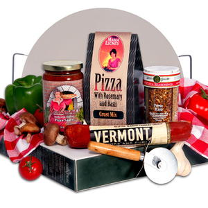Gourmet Gift Baskets Pizza Making Gift Basket Giveaway
