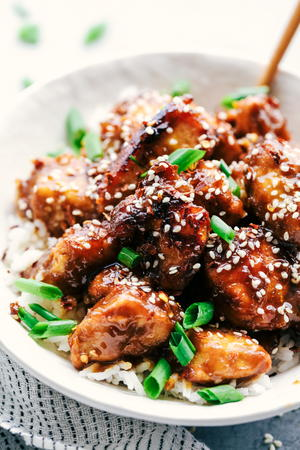 Dump & Go General Tsaos Chicken